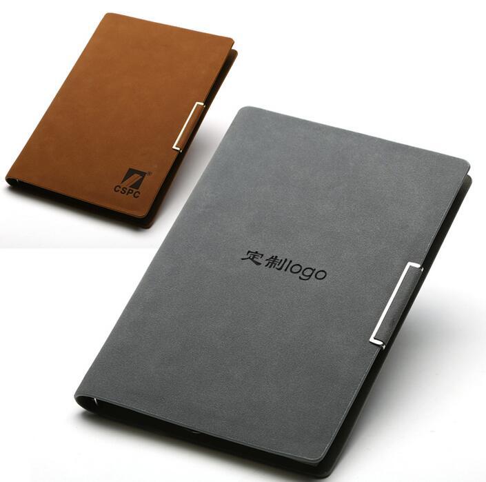 定制笔记本 企业活页记事本封面定做印字:笔记本册更多的是让人们选择做成了礼品送与好 友或者客户,很多国际知名企业用笔记本本册来