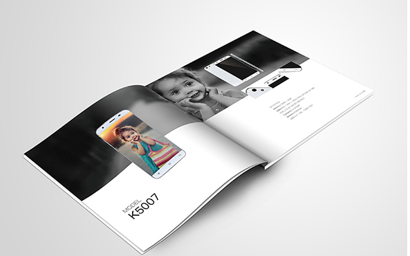 宣传册设计艺术魅力