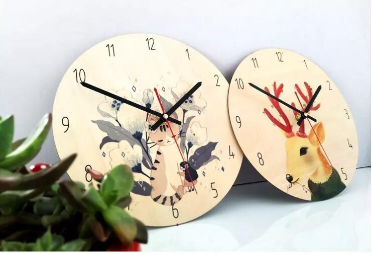 钟表盘uv印刷设计介绍说明