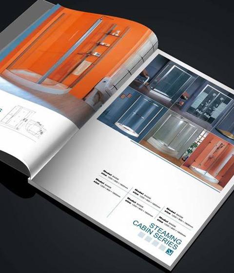 企业画册设计是宣传企业的整体形象的一种媒介、打造企业形象影响力的经典调料。企业画册可以自己开口讲话,已让客户多能读懂自己想